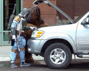 Star Wars mechanics