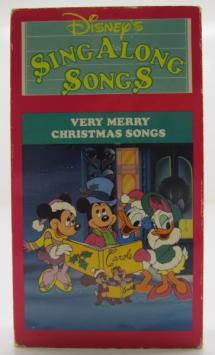 disney christmas sing along
