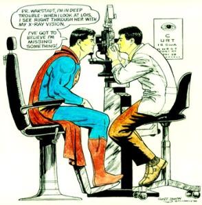 steve and superman