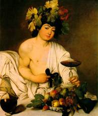 Bacchus, the original party animal