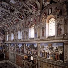 Michelangelo's Sistine 1