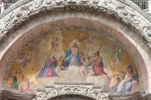 Mosaic on St. Mark's