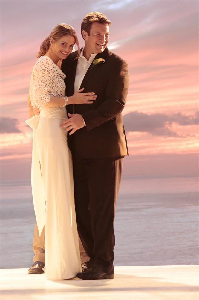 Stana Katic And Husband
