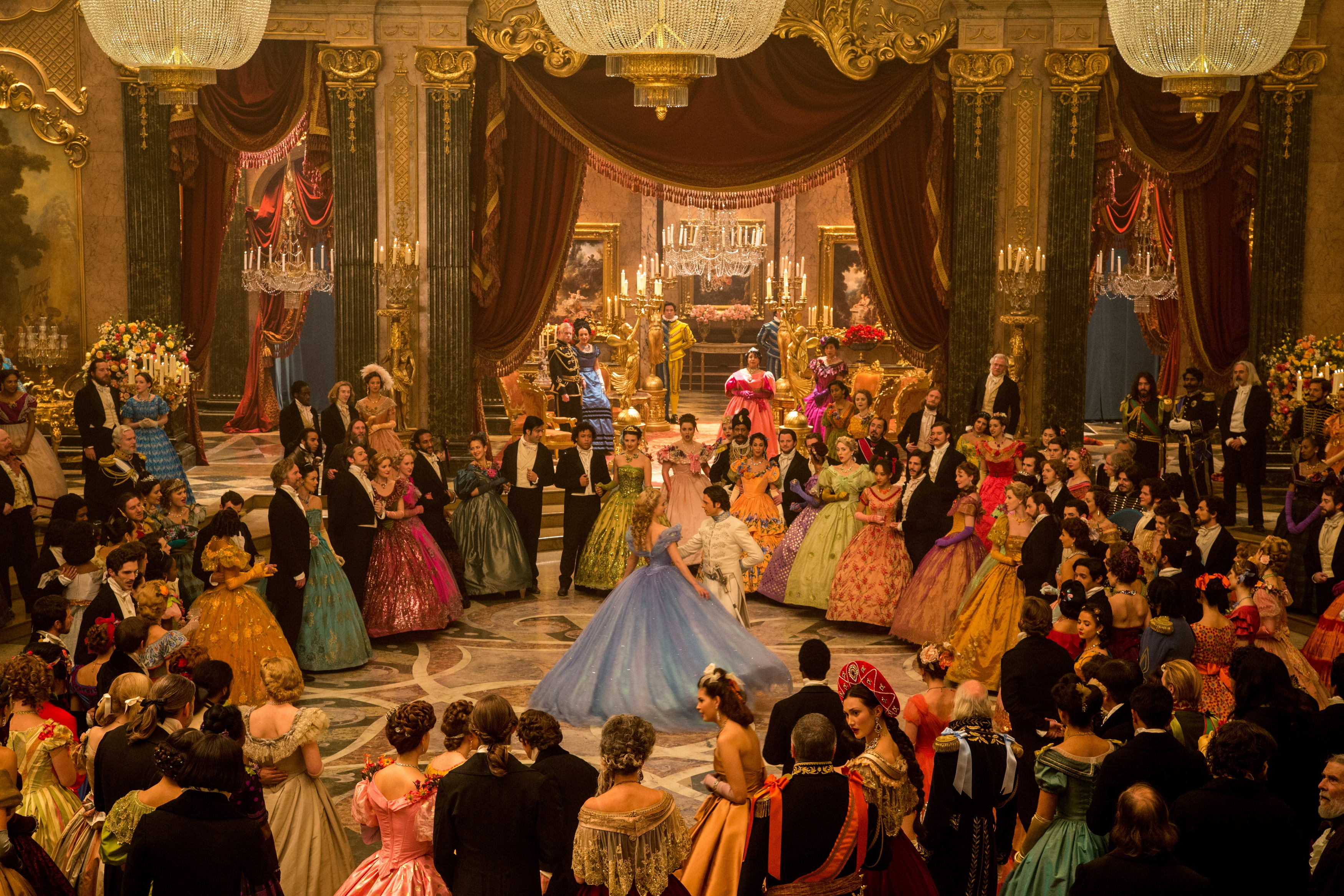 Obsession of the Week: Cinderella, the Movie | Beth Warstadt