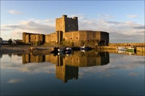 Carrickfergus castle (1177)