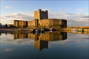 Carrickfergus castle (1177)