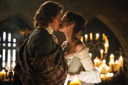 Jamie and Claire wedding