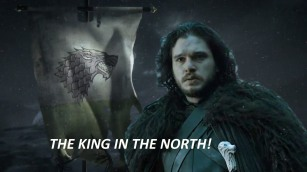 Game of thrones king of the north