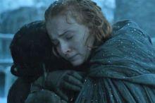 Game of Thrones Jon and Sansa